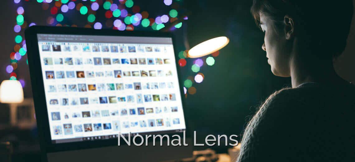 bluelight normal